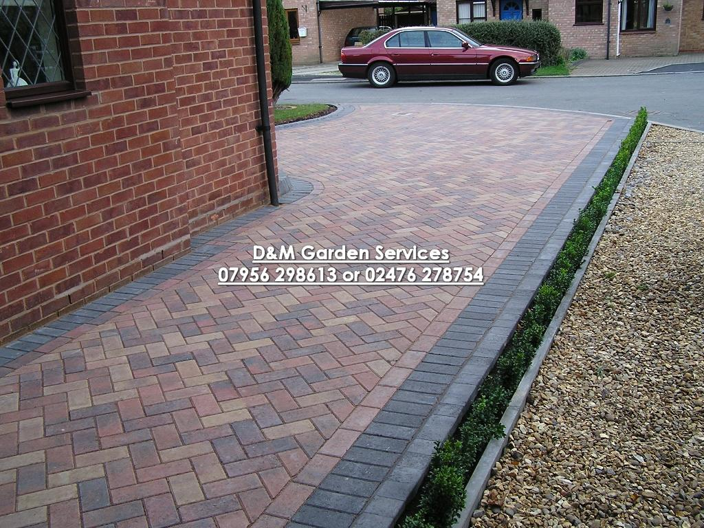 Block Paving Coventry